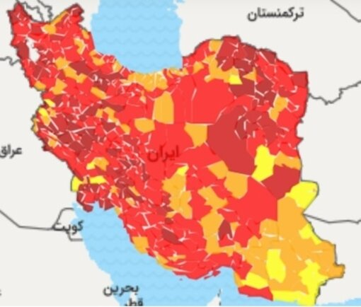 خبرهای خوش کرونایی:تست کرونا رایگان شد؛شهرهای قرمزی که زرد شدند