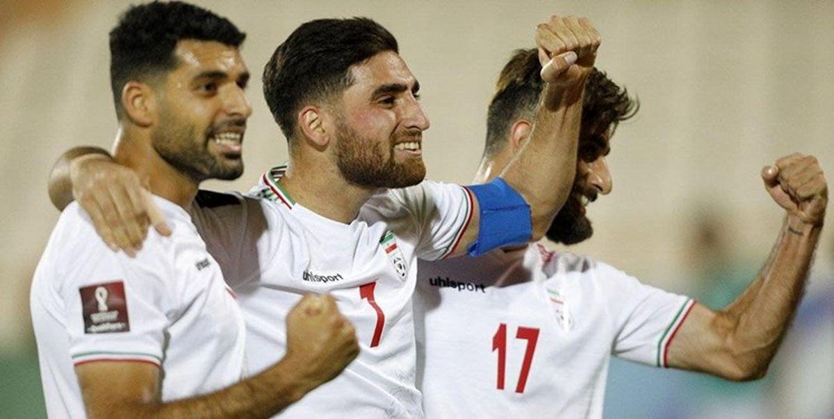 ایران سنگین اما قدرتمند؛استارت صعود با شکست سوریه