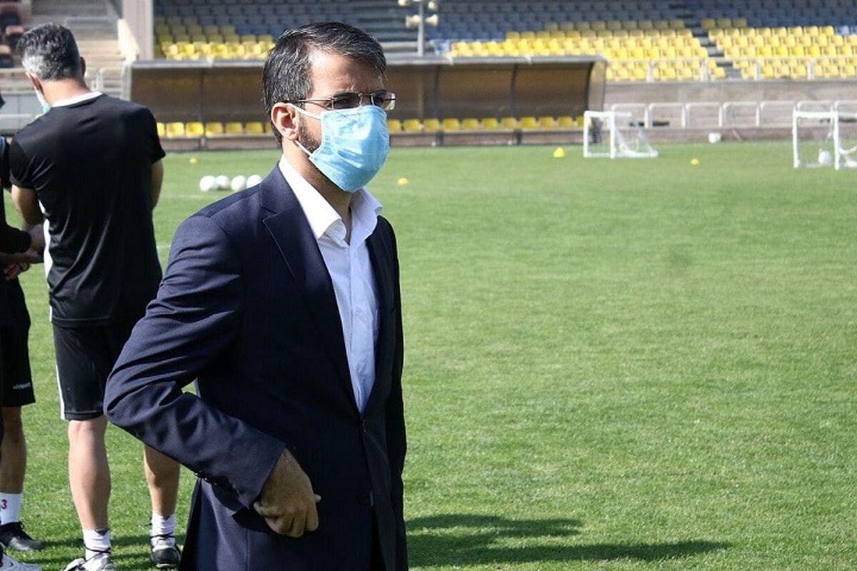 انتصاب یک جانشین جدید در حراست وزارت ورزش