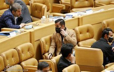 رفتار عجیب و غریب حاج صفی پس از جنجالی شدن رایاش + عکس