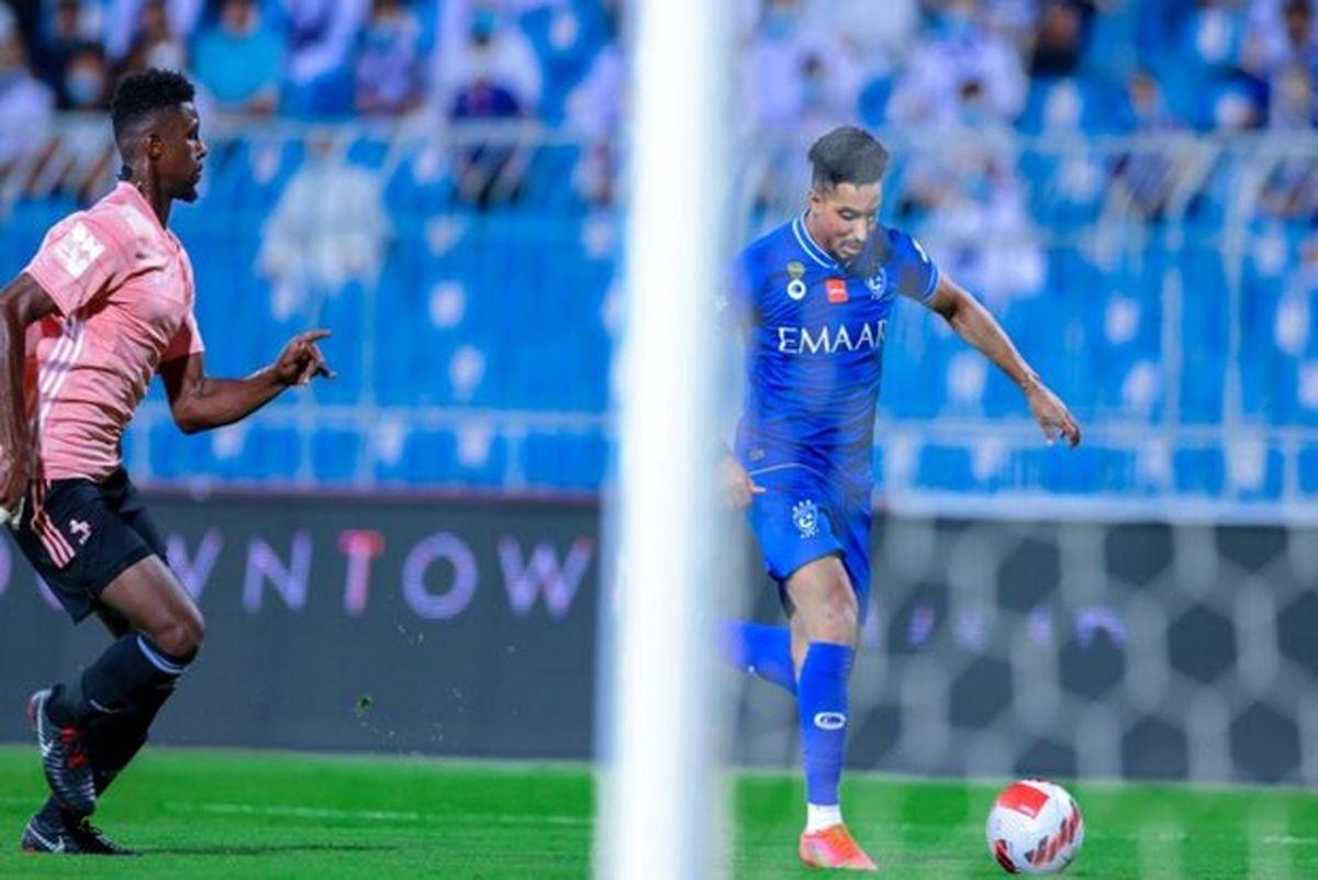 یک چهارم نهایی لیگ قهرمانان آسیا؛ ستاره الهلال آماده بازی با پرسپولیس
