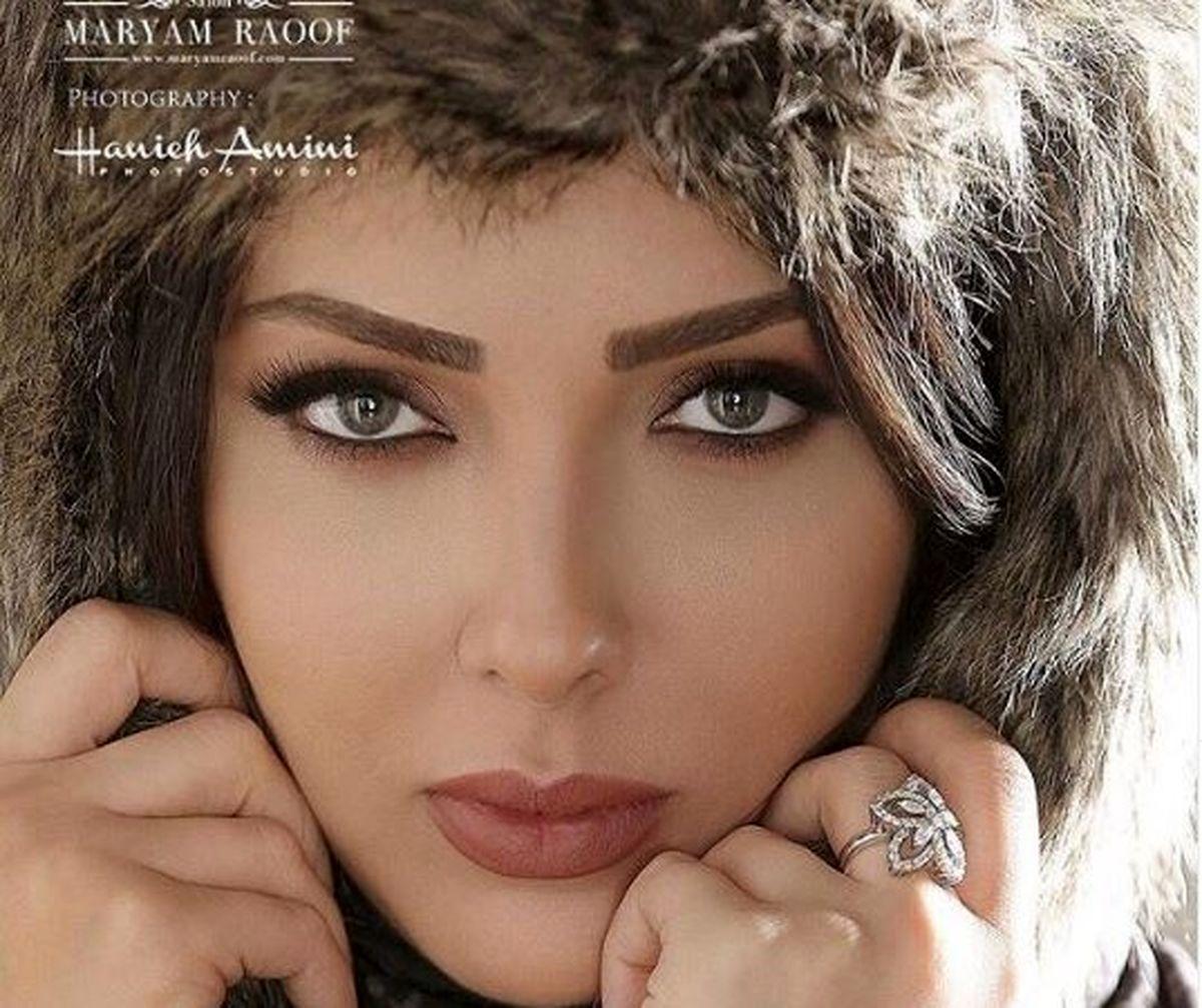 عکس خاص لیلا اوتادی با تغییر چهره جدید