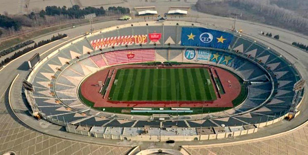 بازگشت خبرنگاران و مردم به استادیومهای فوتبال