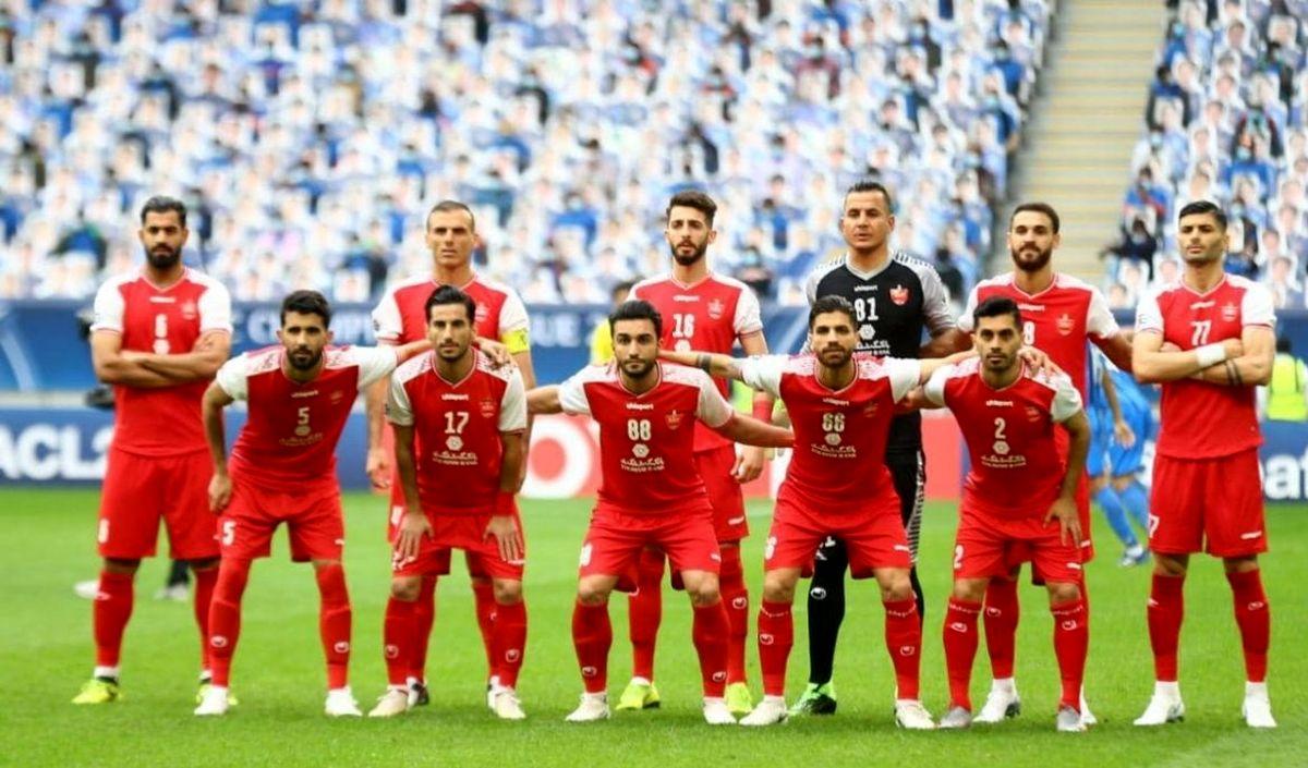 راه آسان پرسپولیس برای قهرمانی در لیگ قهرمانان آسیا 2021+جزئیات