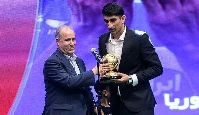 بیرانوند در جمع ۶ نامزد نهایی مرد سال آسیا
