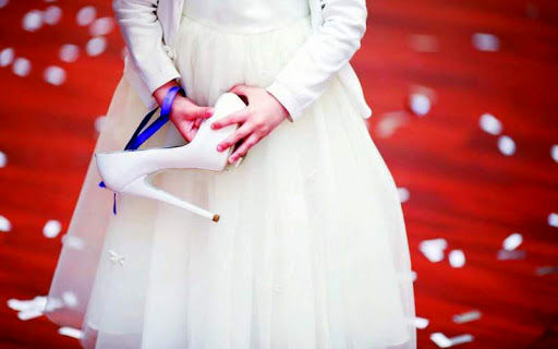 مرگ دلخراش دختربچه 5 ساله چند روز بعد از عروسی اش!+ عکس