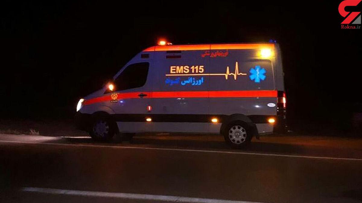کتک کاری همراهان زن مست با پرسنل آمبولانس؛جزئیات ماجرا