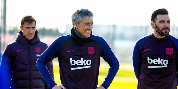 جلسه اضطراری در باشگاه بارسلونا