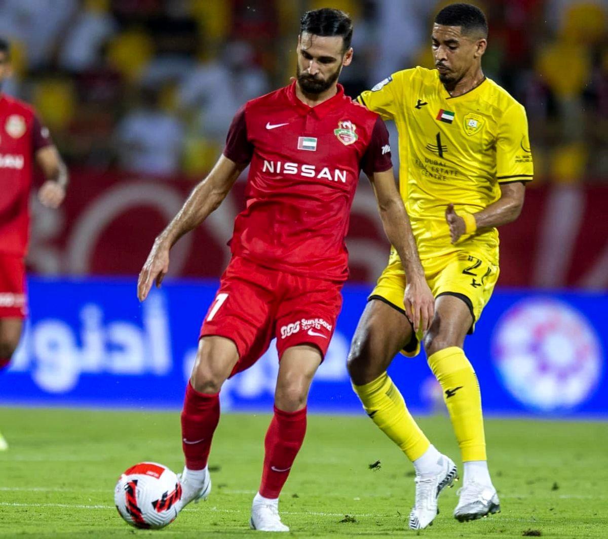 اشتباه بزرگ سرمربی اماراتی درباره ستاره پرسپولیس!