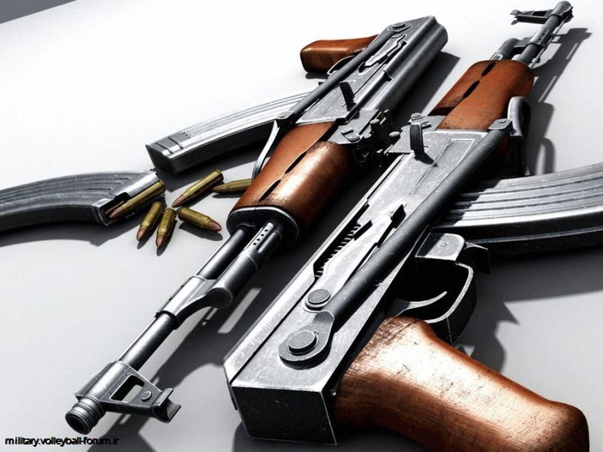 ماجرای هولناک حمله به طلافروشی با کلاشینکف