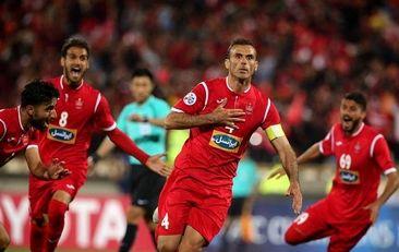 پیروزی سیدجلال در نظرسنجی اخیر AFC + عکس