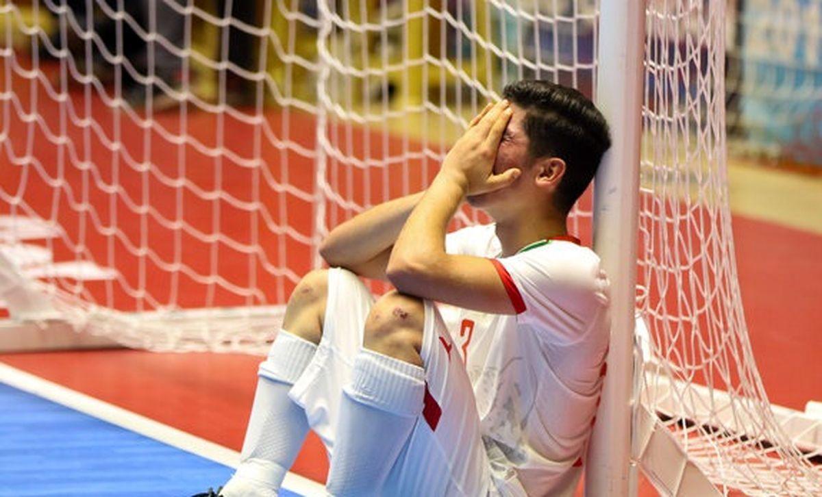 ناظم الشریعه: با این شرایط تکرار موفقیت ها در جام جهانی فوتسال سخت است