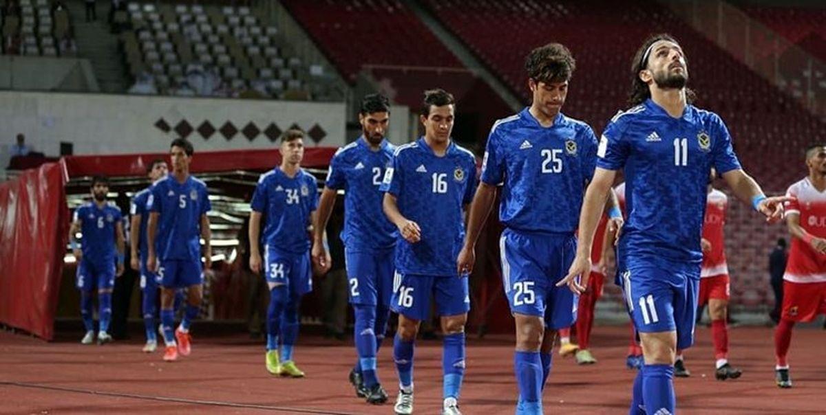 مربی عراق:میخواهیم به عنوان تیم اول از گروه صعود کنیم
