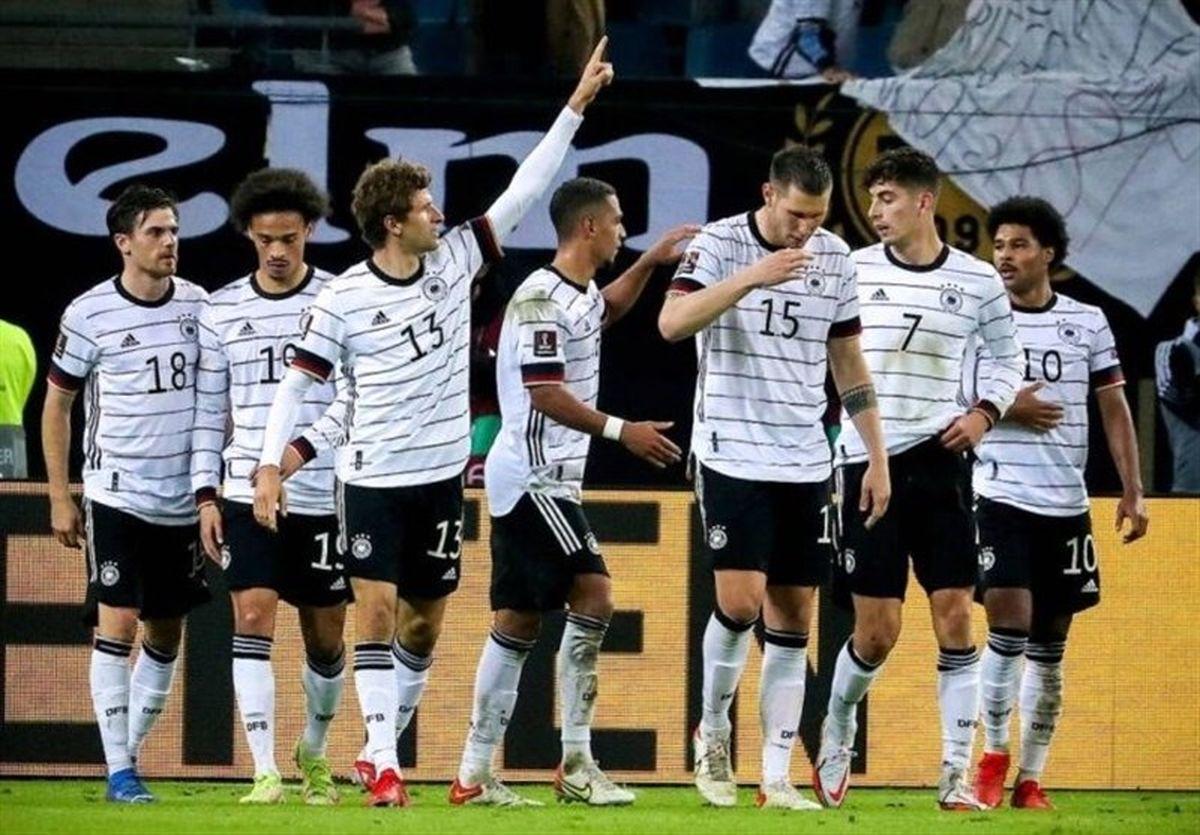 آلمان اولین مسافر جام جهانی ۲۰۲۲ | جزئیات