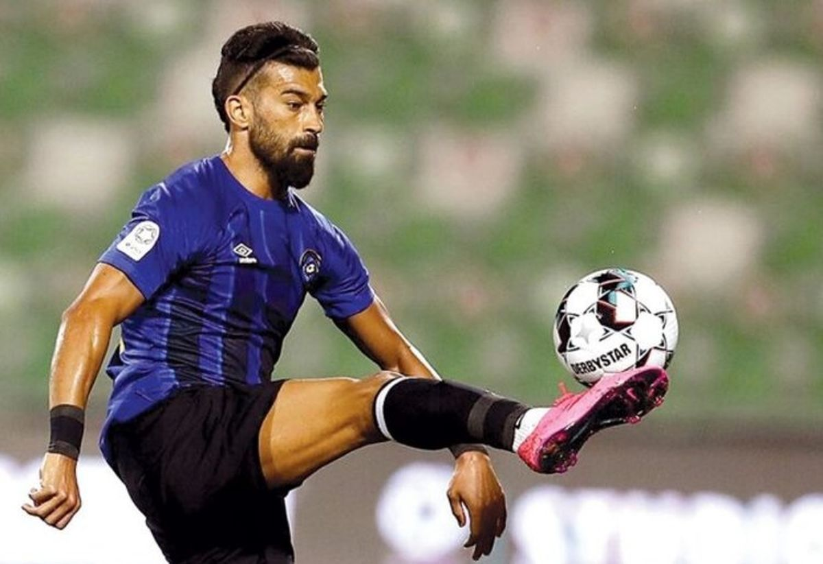 واکنش جالب روزنامه قطری به عدم دعوت لژیونر پرسپولیسی به تیم ملی ایران