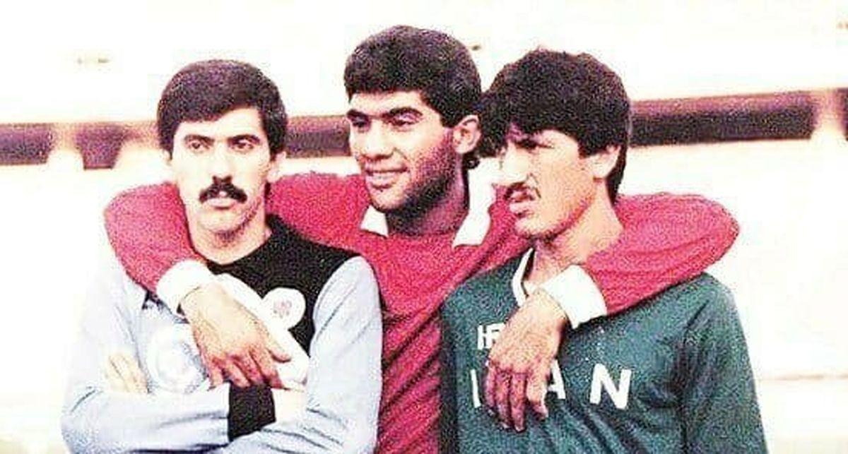 عابدزاده چقدر جوان بود+ عکس لو رفته