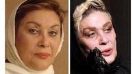 عکس لورفته از بازیگر معروف ایرانی در پاریس! + عکس