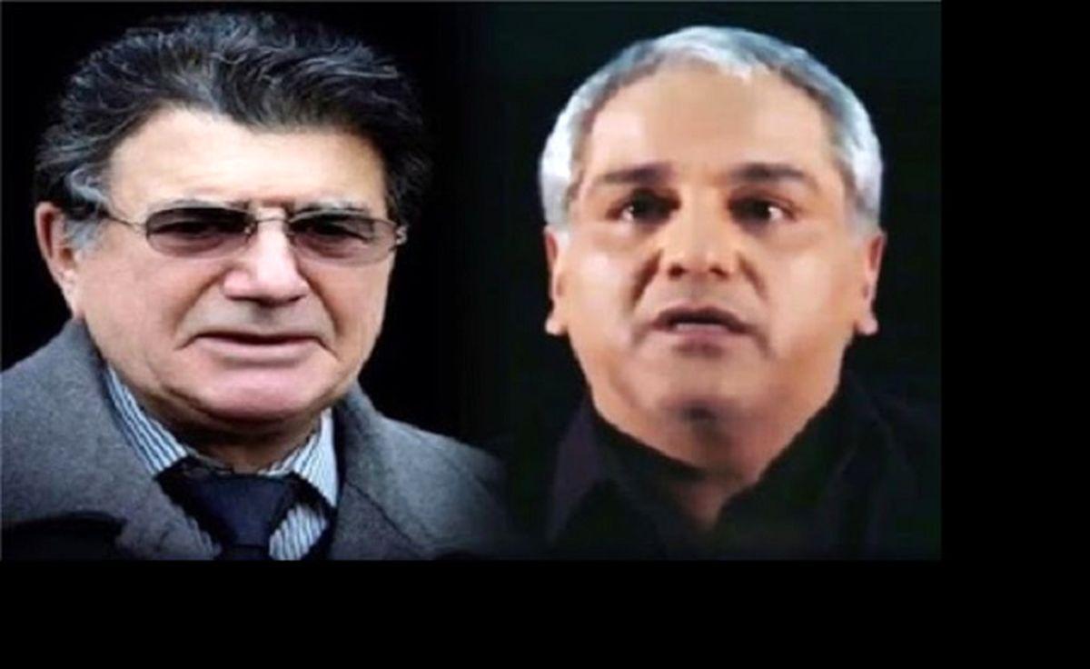 خودکشی مهران مدیری برای استاد شجریان! + فیلم