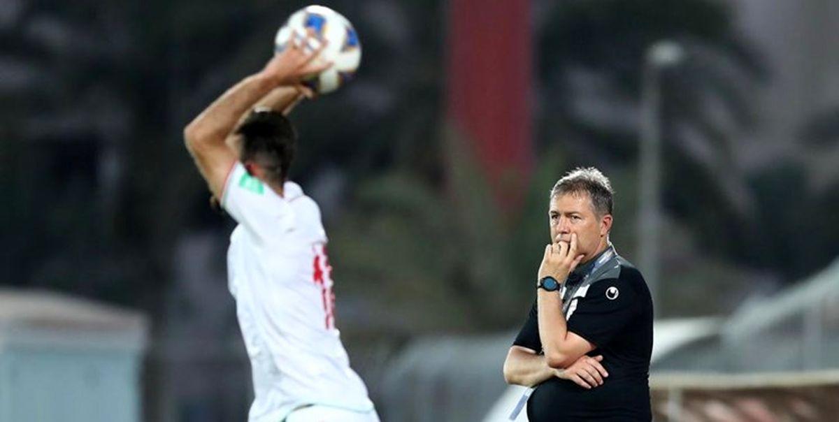 اسکوچیچ: گربه سیاه تیم ملی را شکست دادیم