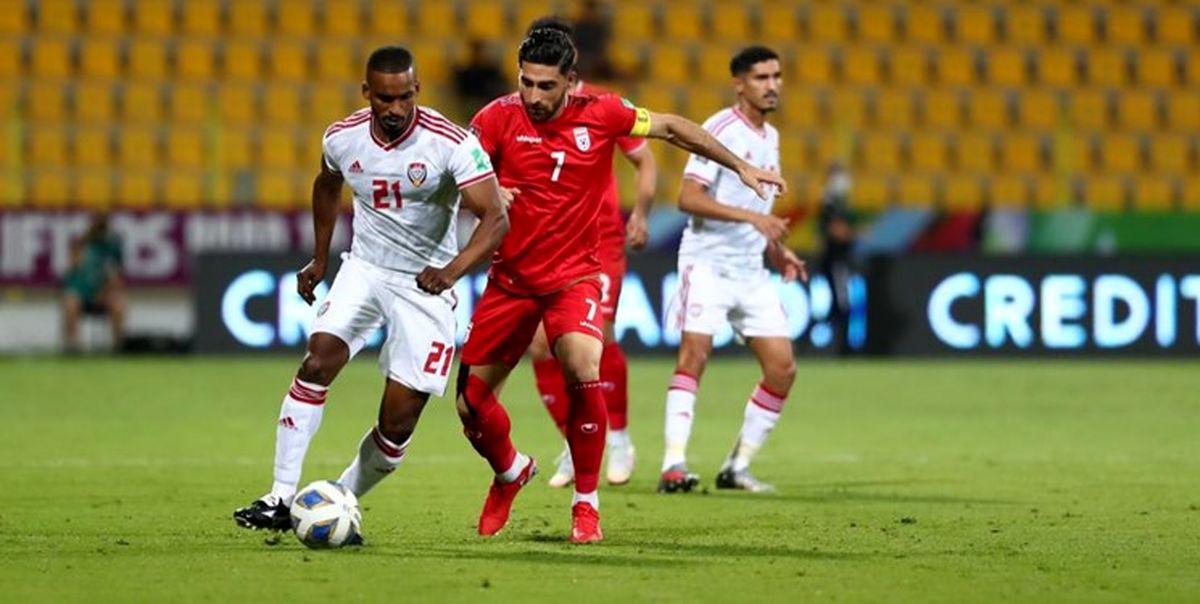 تمام تیم ملی فوتبال ایران نقطه قوت است