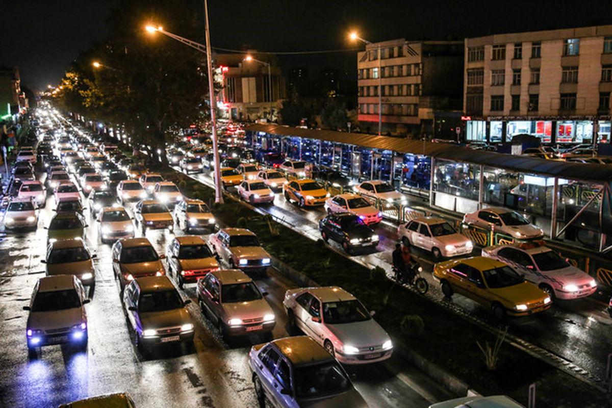 تذکر مهم به خودروهای پلاک تهران