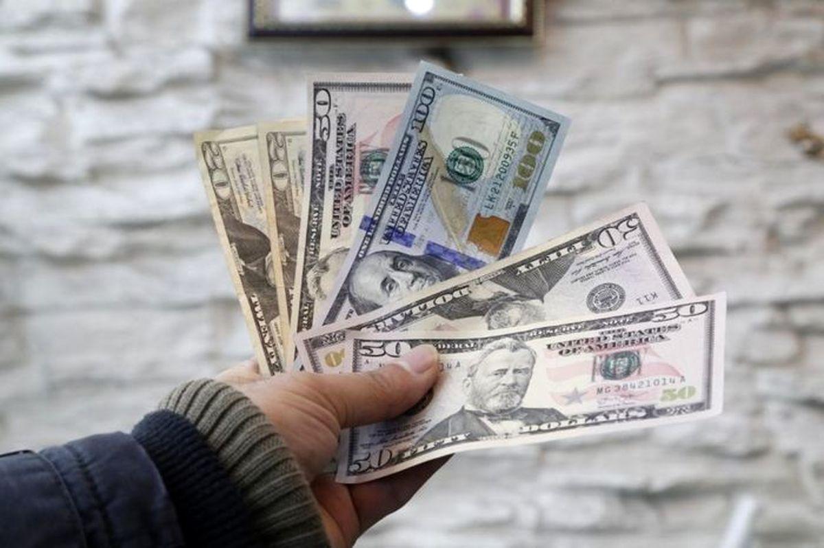 اولین قیمت دلار در 14 فروردین 1400 / سقوط سریع قیمت دلار در ۱۴۰۰