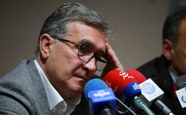 برانکو: درباره مذاکره با پرسپولیسیها پیامی دریافت نکرده ام