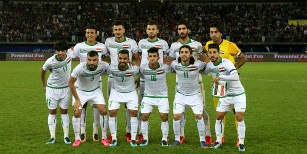 تیم هیمالیایی با عراق بازی نمی کند