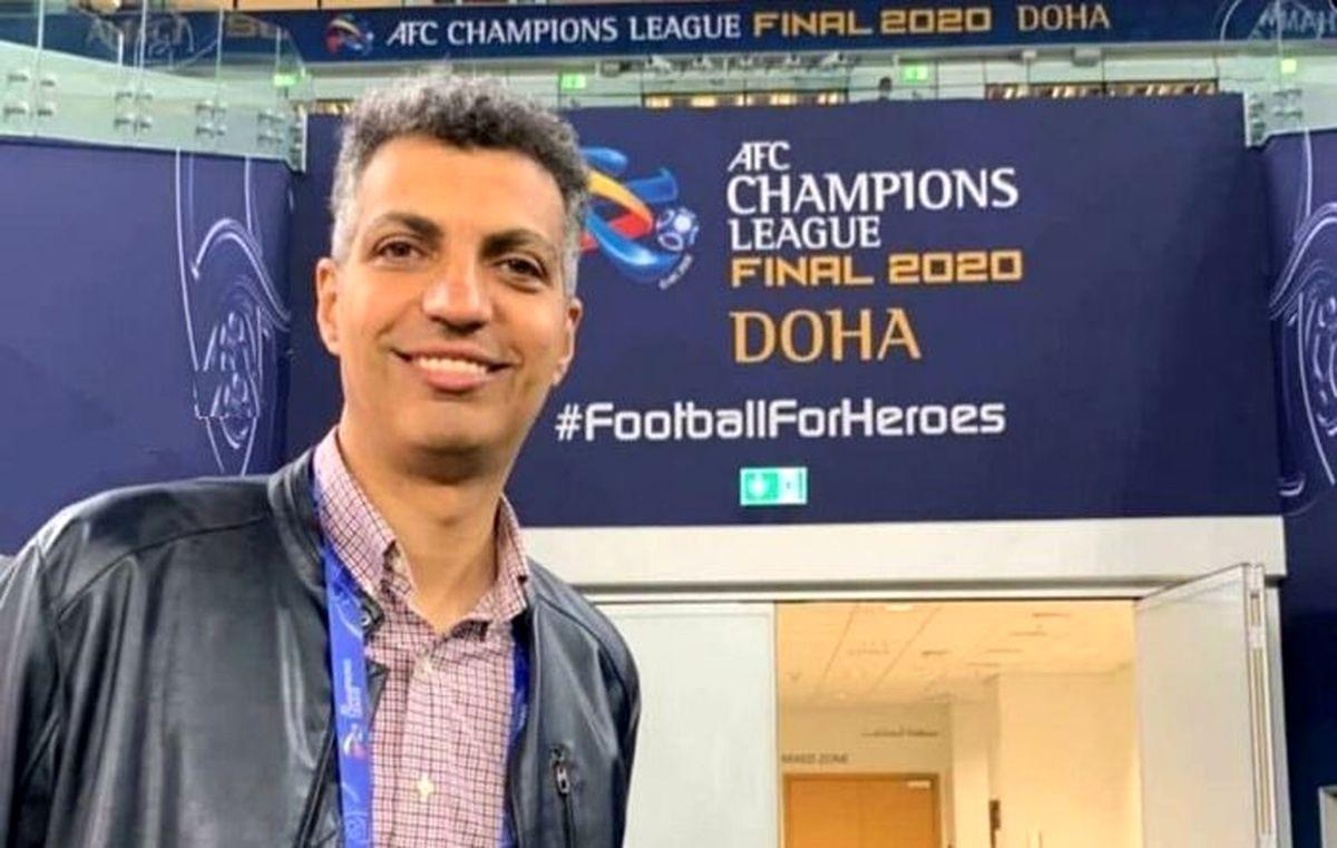 عادل فردوسیپور هم از ایران به ایتالیا می رود