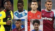 بازیکنان بدون تیم بعد از نقل و انتقالات؛ بختبرگشتهها
