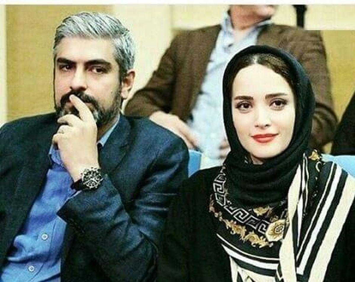 عکس معنادار بهنوش طباطبایی بعد از طلاق از مهدی پاکدل + دلنوشته بعد از طلاق