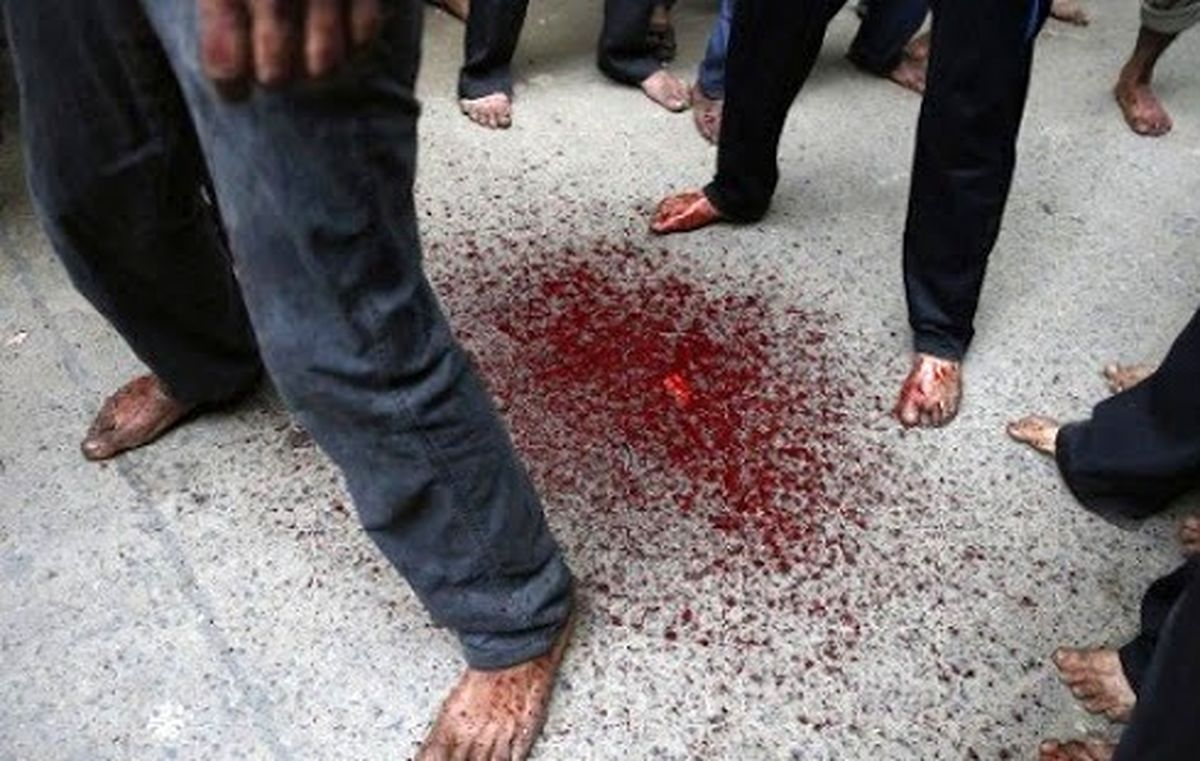 حمله وحشیانه با قمه و تبر به زنان در گرگان؛فیلم
