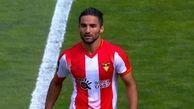 تمجید روزنامه پرتغالی از ملی پوش فوتبال ایران