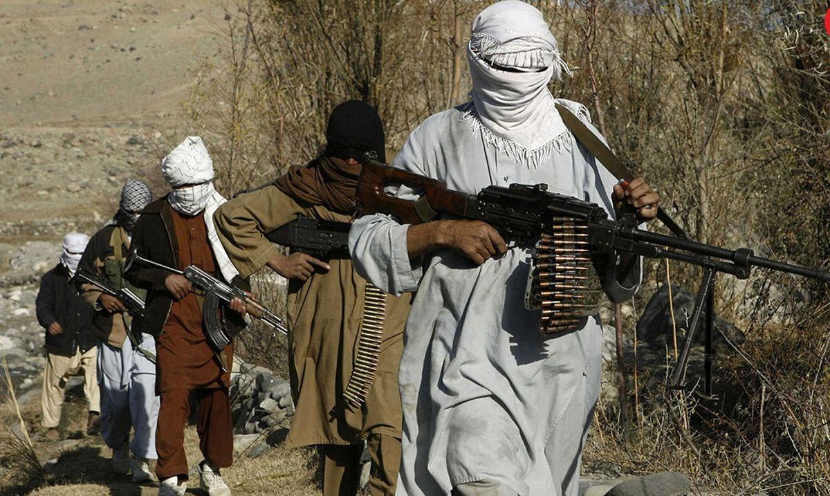 فیلم:طالبان مردم را گلوله باران کرد