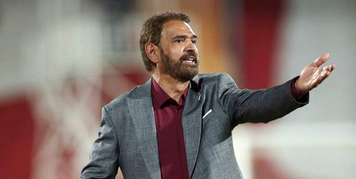 کریمی:باید تراکتور را احیا کنیم؛غیرت تراکتور بالاتر از بازیکنان النصر