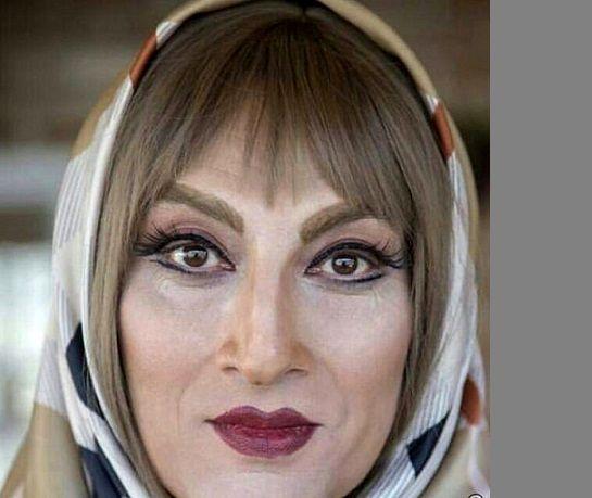 ارژنگ امیرفضلی هم کشف حجاب کرد! + عکس