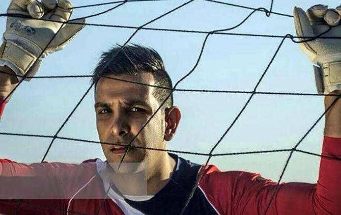 مرگ تلخ دروازهبان جوان سپاهان + عکس