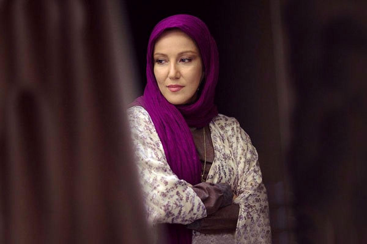 لباس عجیب پانته آ بهرام در کنار مسعود کیمیایی+تصاویر کمتر دیده شده