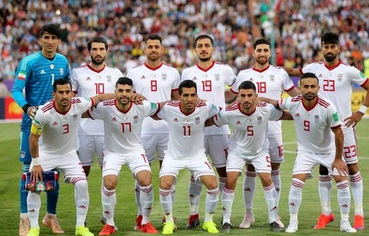 اسامی بازیکنان تیمملی فوتبال ایران اعلام شد