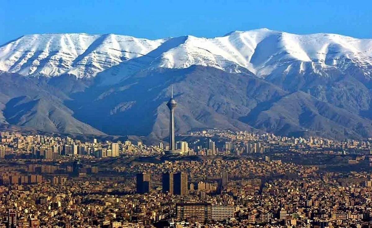 قیمت آپارتمان در مناطق تهران|جدول