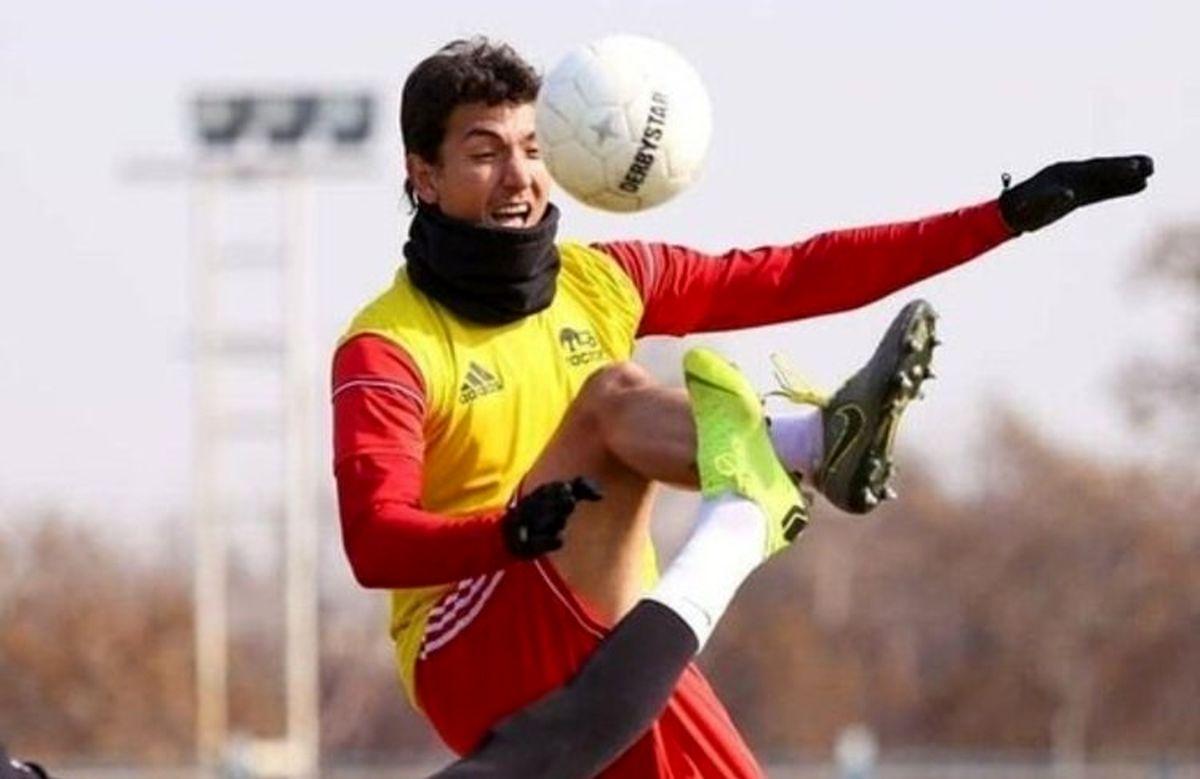 بازیکن ایرانی به تیم اژدها ملحق شد!