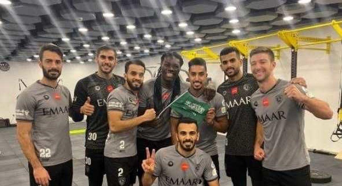 مصدومان الهلال به بازی می رسند