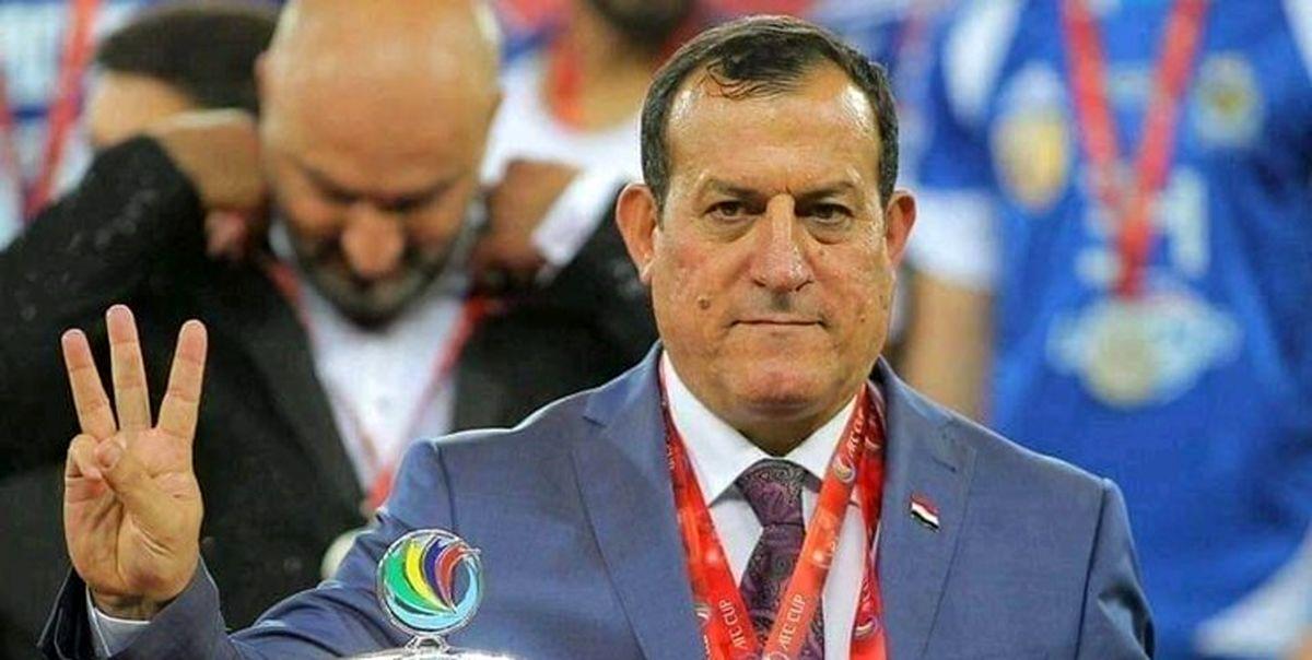 باسم قاسم آماده جانشینی کاتانس در تیم ملی عراق