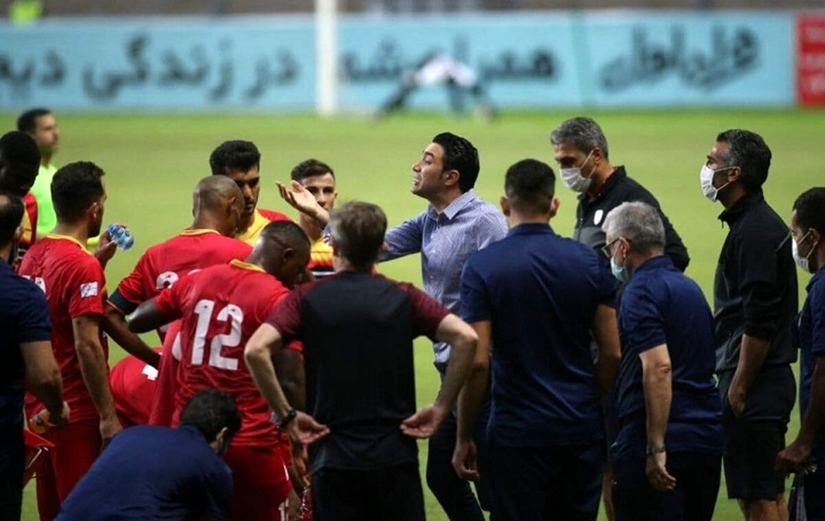 سیر تا پیاز دعوای استقلال و فولاد در CAS/ پای وزیر هم به ماجرا باز شد +سند
