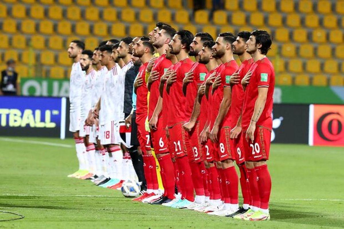 ترکیب تیم ملی ایران مقابل کره جنوبی | اسامی بازیکنان