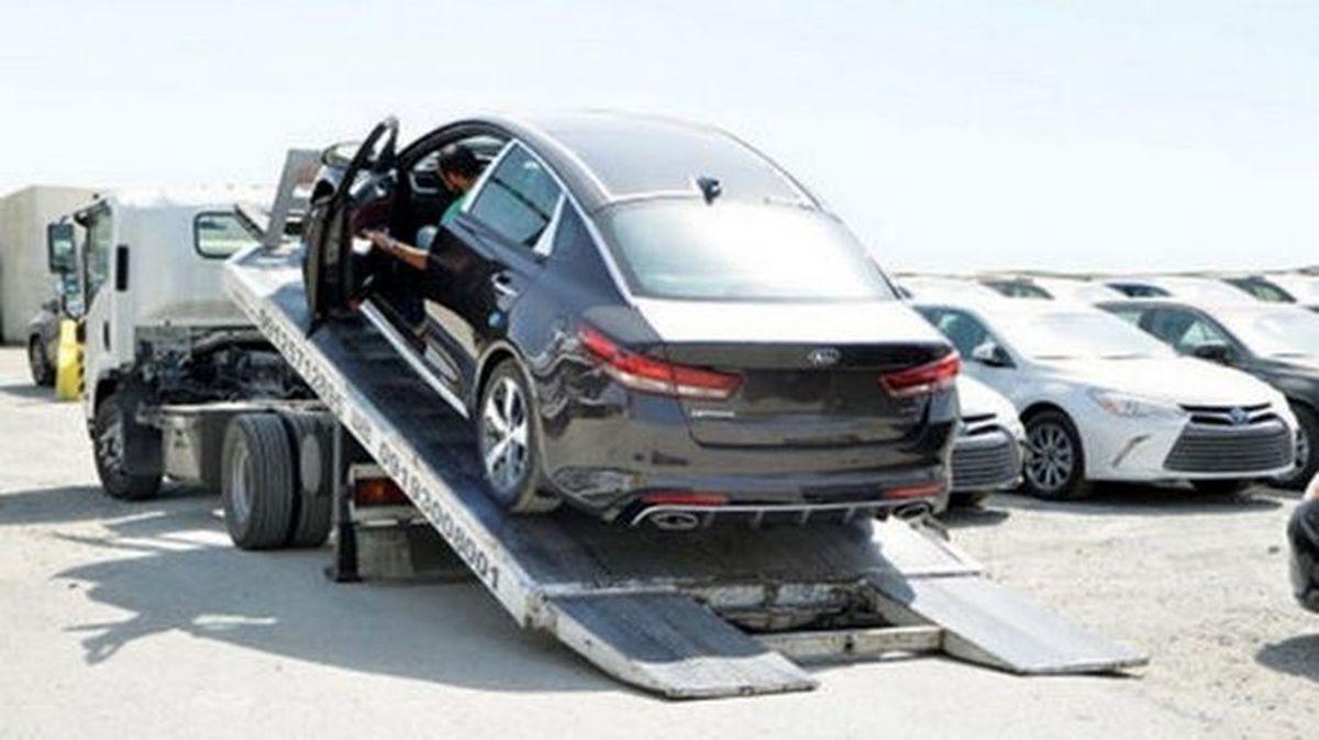 فوری  واردات خودروی خارجی غیرآمریکایی آزاد شد