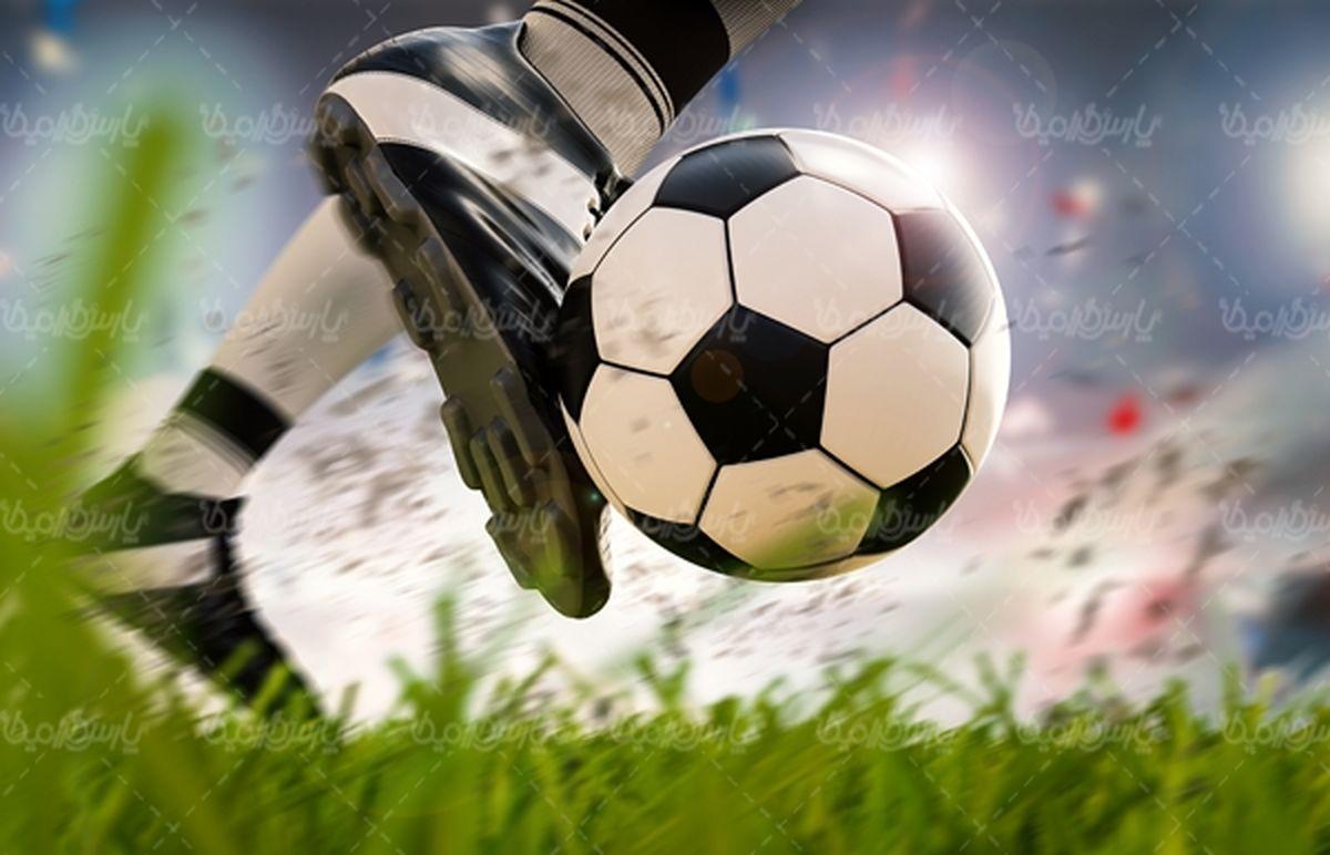 دست به یقه شدن سعودیها در فوتبال/ پلیس وارد عمل شد
