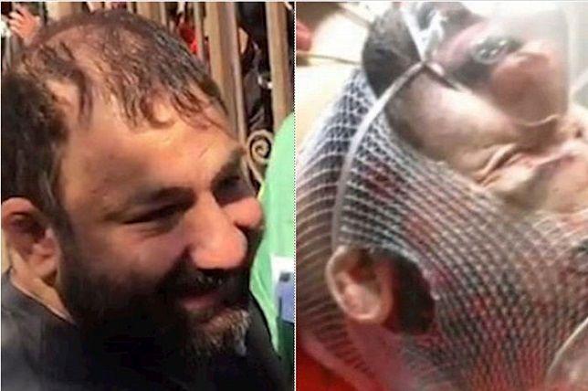 هانی کُرده، گنده لات تهران در جمع فوتبالیها + عکس