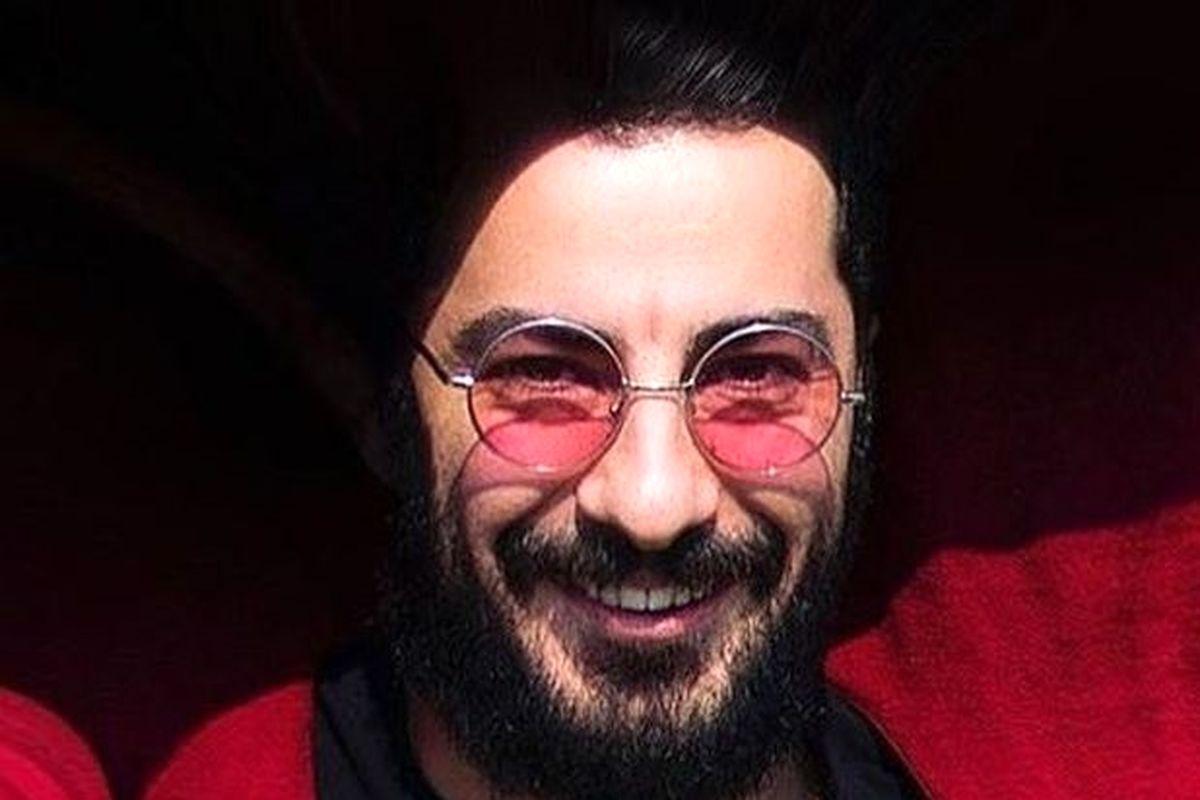 حاشیه جدید و عکس های خصوصی نوید محمدزاده