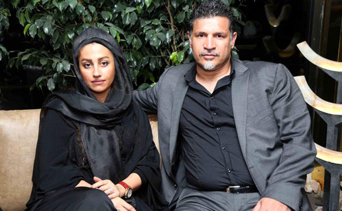 اتفاقی عجیب/ اعتراف بزرگ و خبرساز علی دایی + عکس علی دایی و همسرش در آمریکا